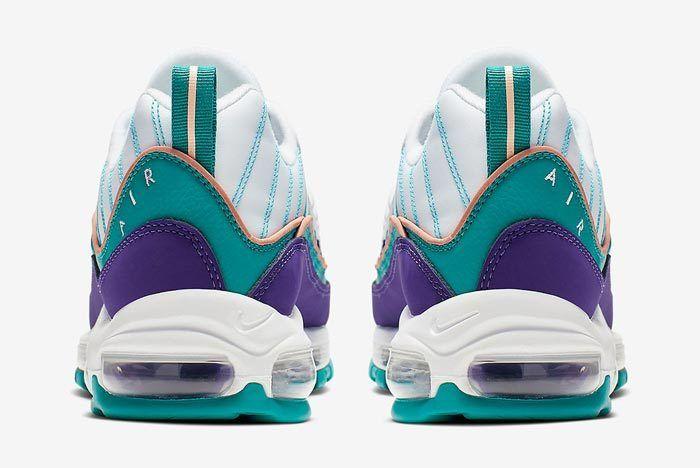 Nike Air Max 98 Charlotte 5