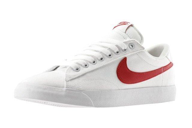 Nike Tennis Classic Ac White Uni Red 1