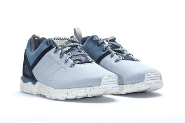 Adidas Zx Flux Blue 5