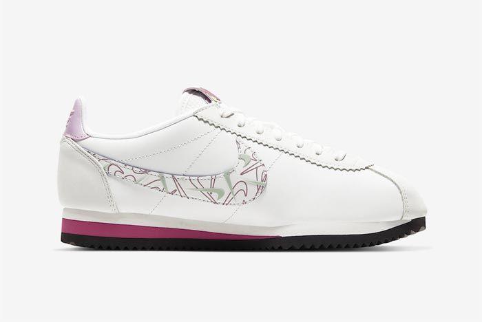Nike Cortez Valentines Day Medial