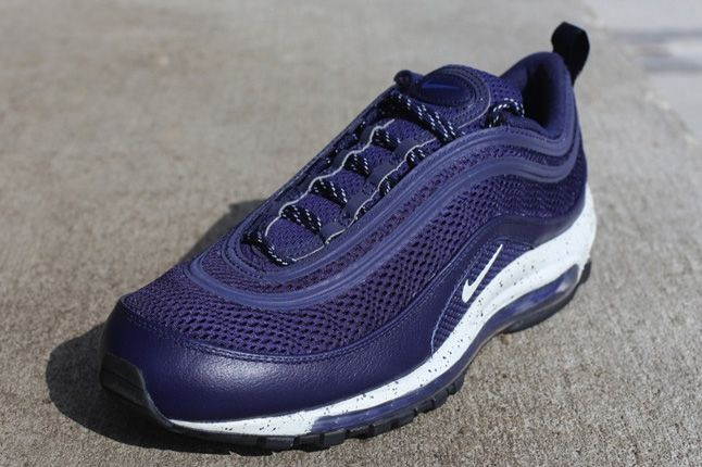 Nike Air Max 97 Em Planet Purple Quater Front 1