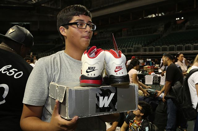 Sneaker Con Miami 201312