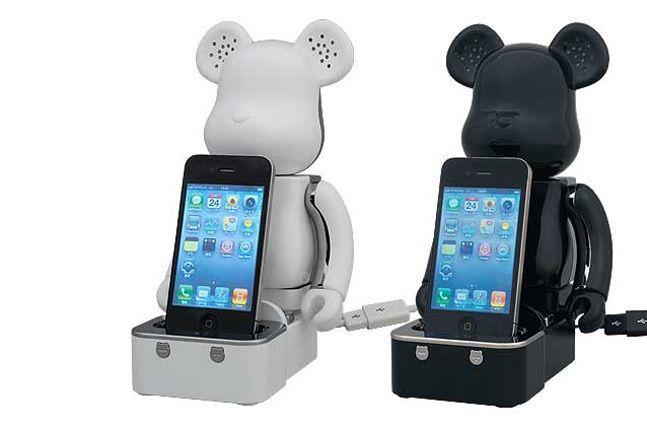 Bearbrick Ipod Speaker 2 1