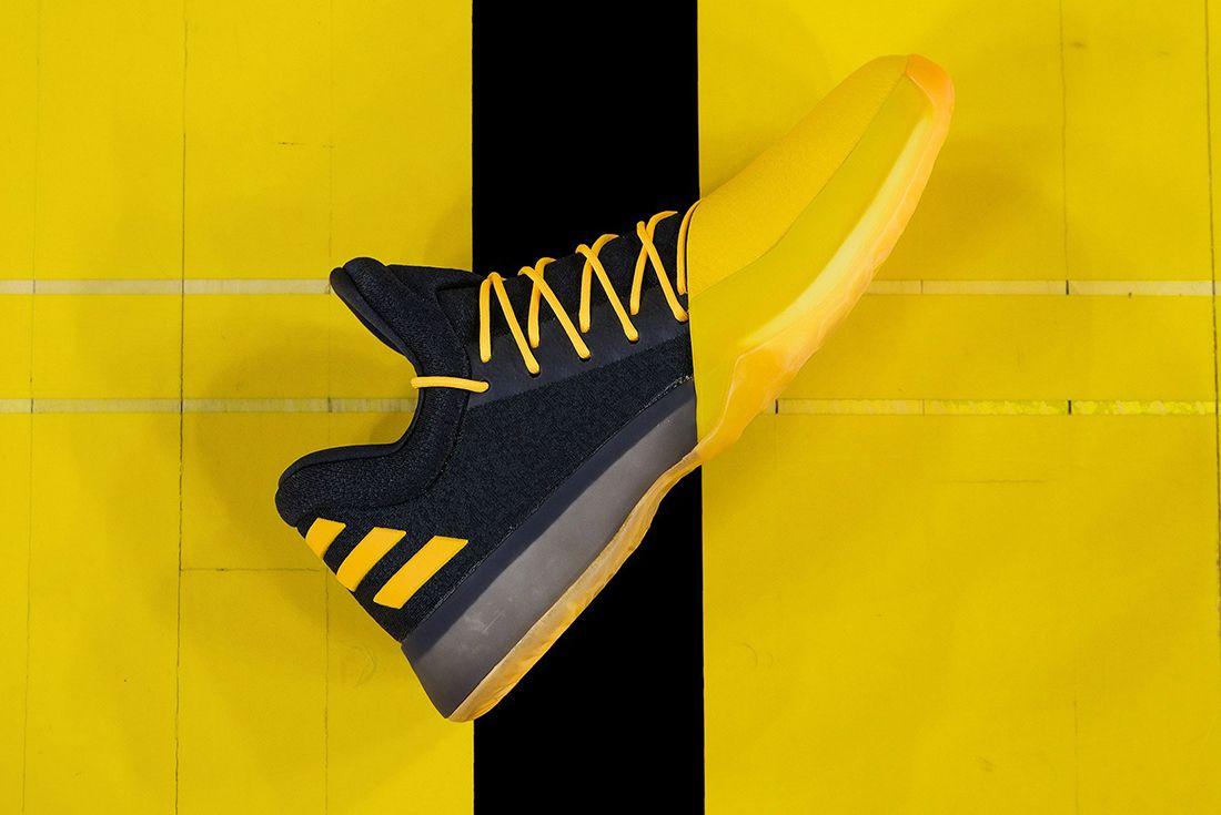 Adidas James Harden Fear The Fork 1