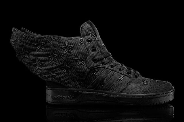 Asap Rocky Jeremy Scott Adidas Originals Js Wings 2 Black Flag 11