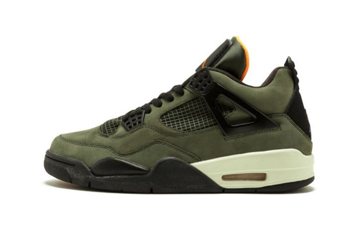 Air Jordan 4 Undefeated 1
