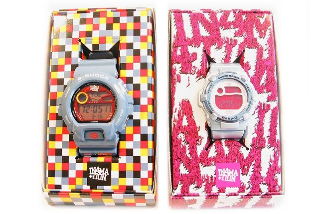 In4Mation G Shock 9 1