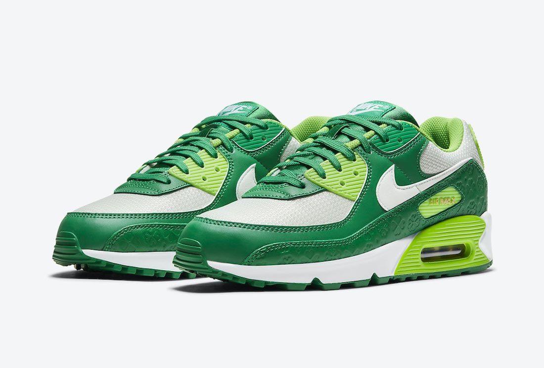Nike Air Max 90 'St. Patrick's Day'