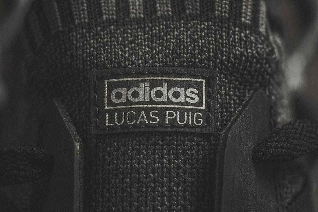 Adidas Lucas Premiere Adv Primeknit Triple Black 5