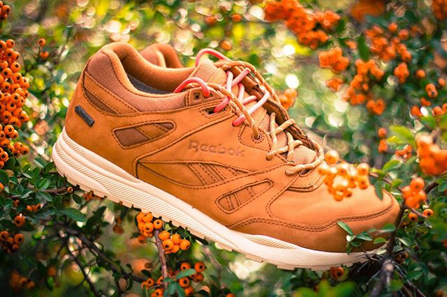 Reebok Ventilator Gore Tex Malt Brown