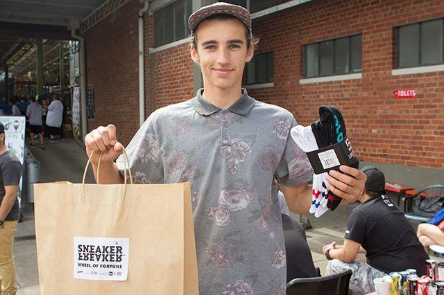 Hero Presents Sneaker Freaker Swap Meet Recap 91