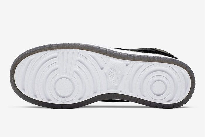 Air Jordan 1 Nova Xx Black Sole