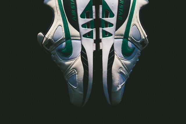 Nike Air Stab Emerald Navy Bumper 5