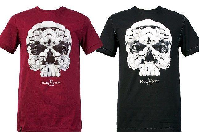 Trooper Skull Tee 1