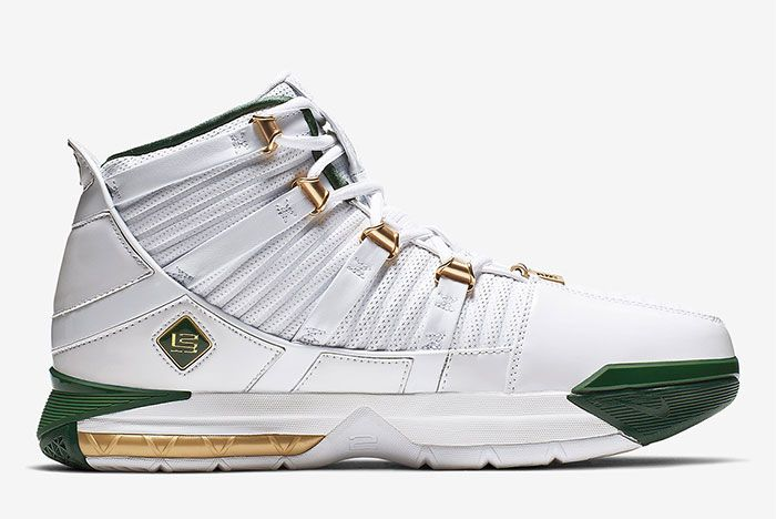 Nike Lebron 3 Svsm Home Right