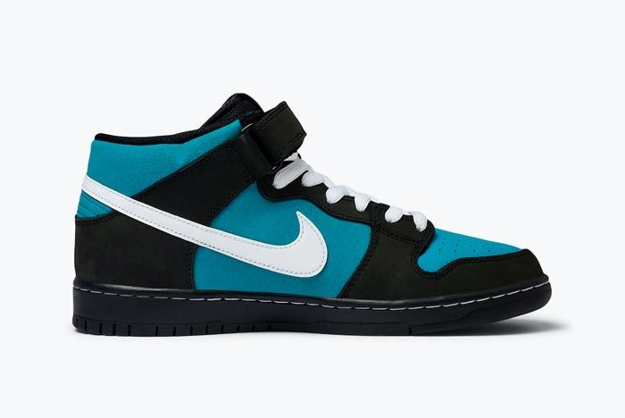 Nike Sb Dunk Mid Pro Griffey Medial