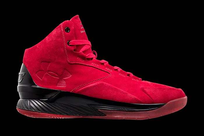 Under Armour Curry Luxe Suede Pack6