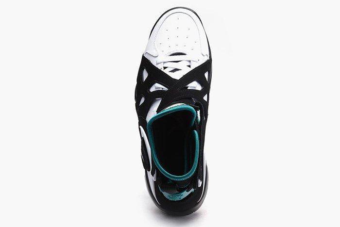 Nike Air Unlimited Og White Black Emerald16