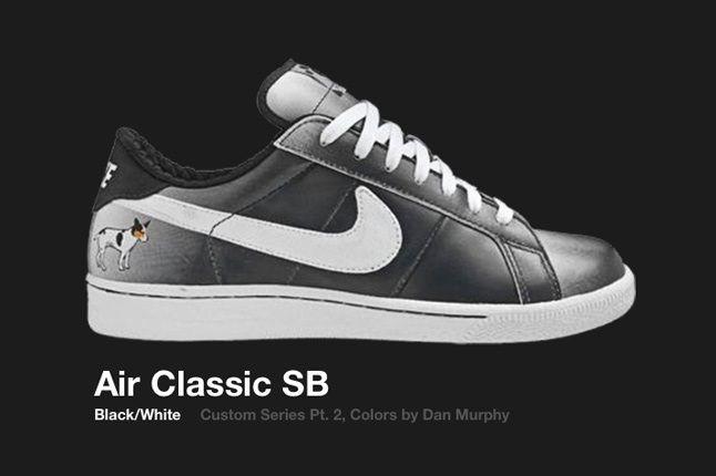 Nike Air Classic Sb Custom Series Dan Murphy 2006 2
