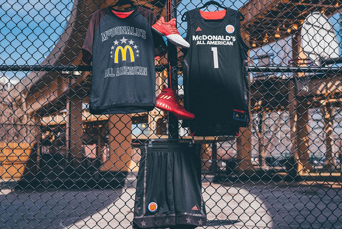 Adidas Reveals Exclusive Pe Footwear For The 2017 Mc Donald'S All American Game6