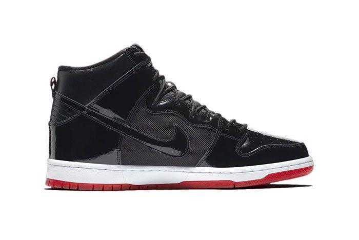 Nike Sb Dunk High Bred 2