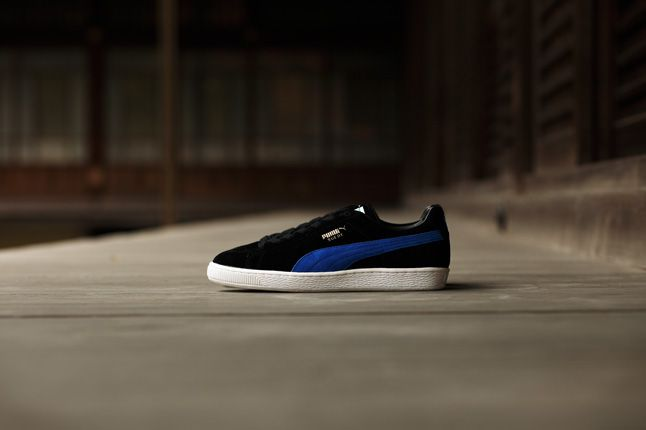 Puma Suede Made In Japan Blue 1
