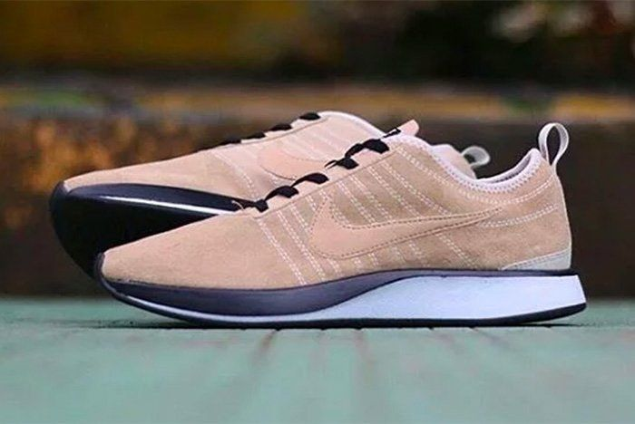 Nike Dualtone Racer Oatmeal 1