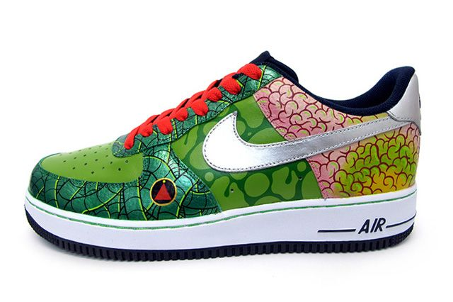 Sekure D Air Force 1 Mars Attacks 2013