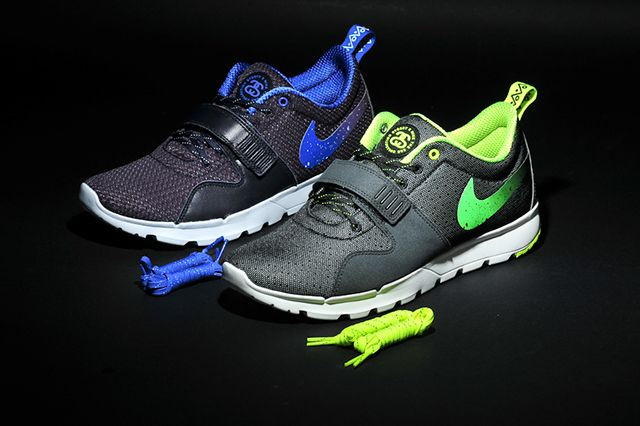 Stussy Nike Sb Trainerendor Acg Pack 3