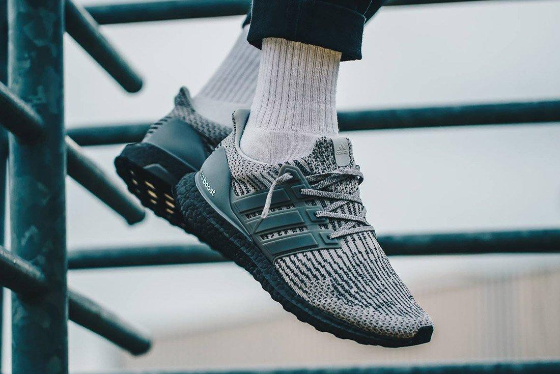 Adidas Ultra Boost Grey 4