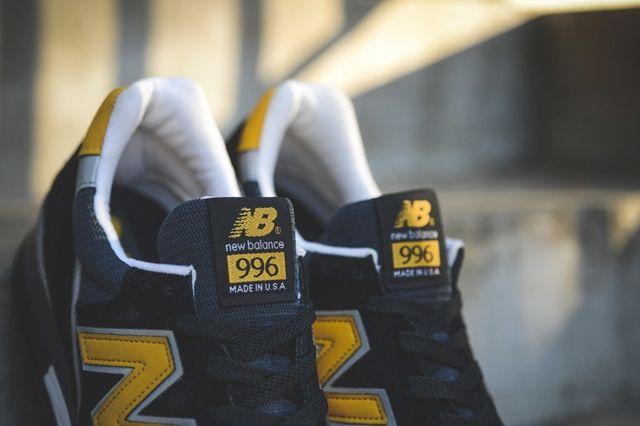 Nb 996 Connoisseur Ski Black Yellow 2