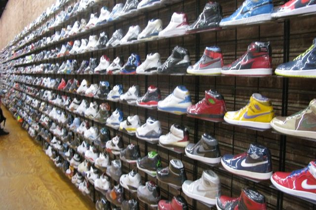 Flight Club New York City Wall