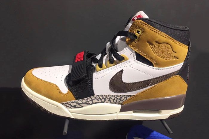 Air Jordan Legacy 312 Roy Rookie Of The Year Release Date Sneaker Freaker