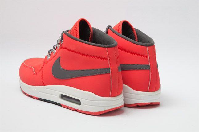 Nike Wardour Max 1 Txt Sunburst Heel 1