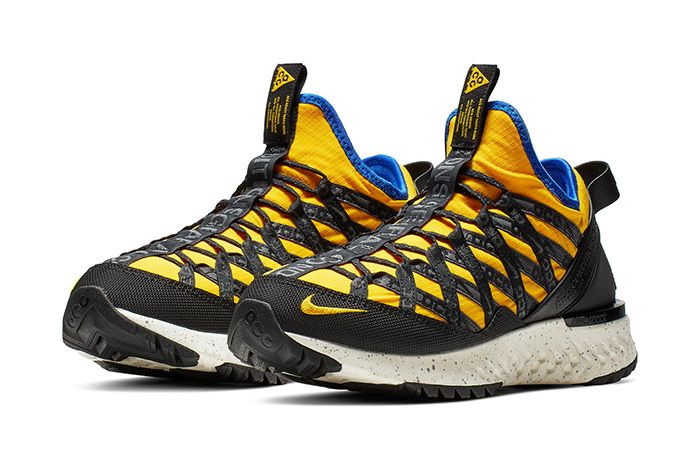 Nike Acg React Terra Gobe K2 Ldv Release Date Pair