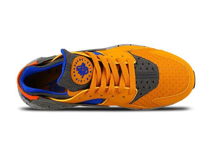 Nike Air Huarache Run Gold Leaf 5