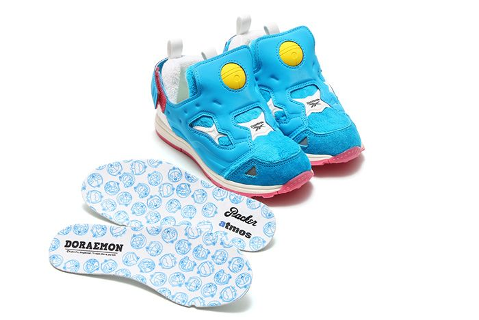 Atmos X Packer X Reebok Instapump Fury Doraemon 10