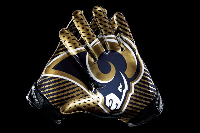 St Louis Rams Glove 1