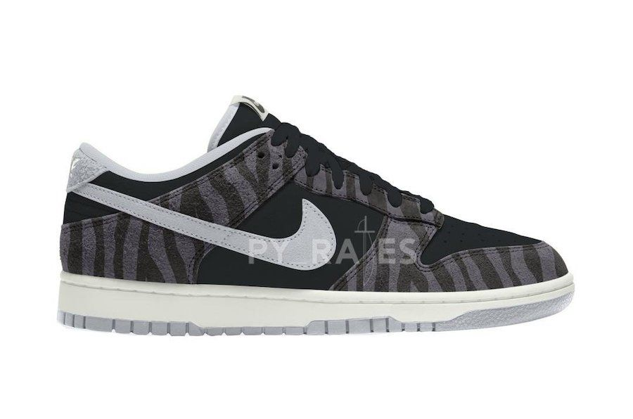 Nike Dunk Animal Pack 2021 Right
