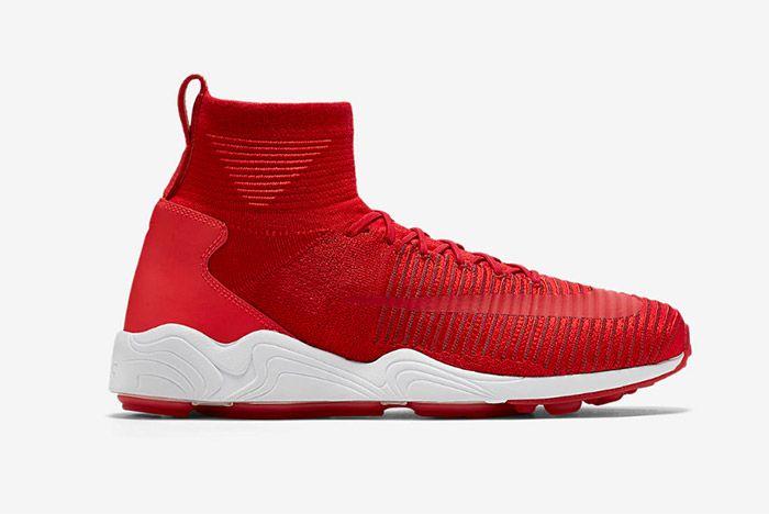 Nike Zoom Mercurial Xi Flyknit Red 5