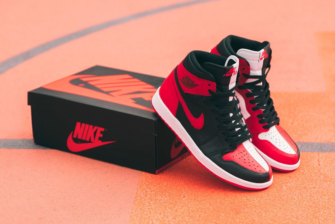 Nike Air Jordan 1 Homage To Home 25