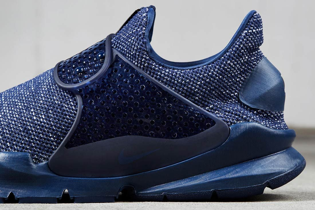 Nike Sock Dart Breathe Midnight Navy 1