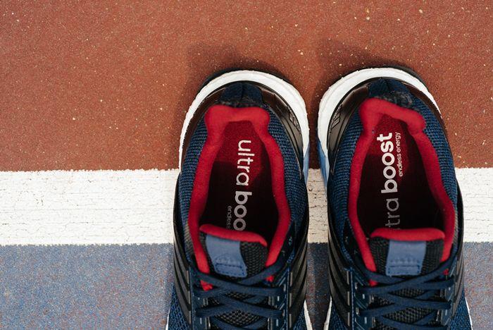Adidas Ultra Boost St Navy Maroon5