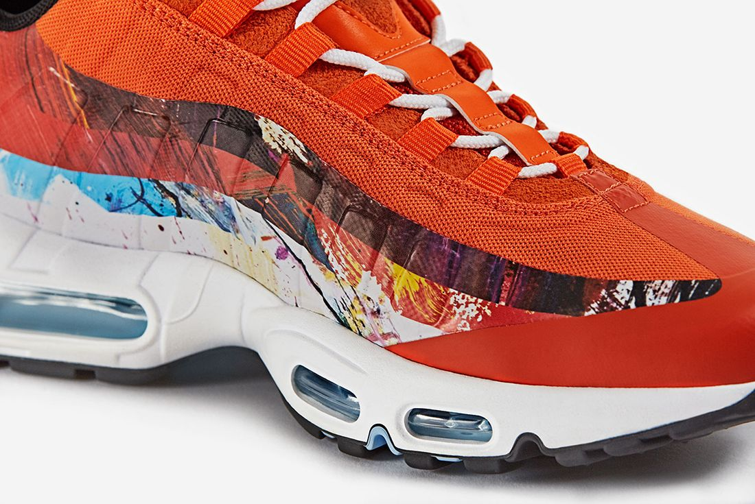 Size X Dave White X Nike Air Max 95 Collection 6