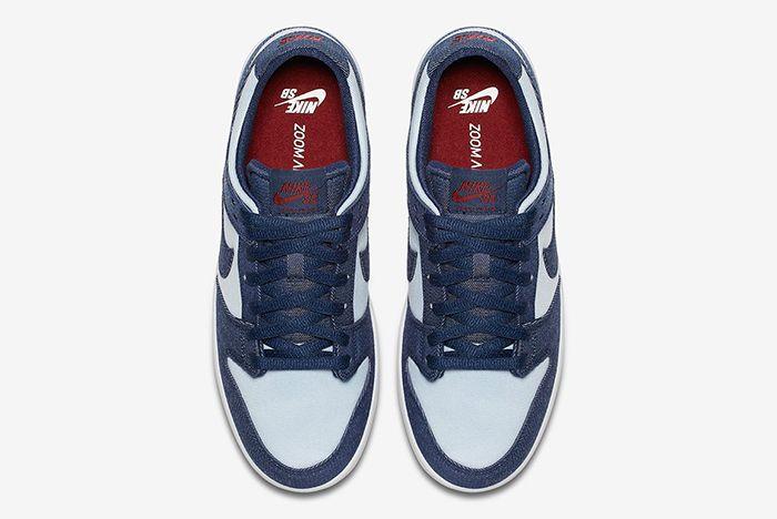 Nike Sb Dunk Low Binary Blue4