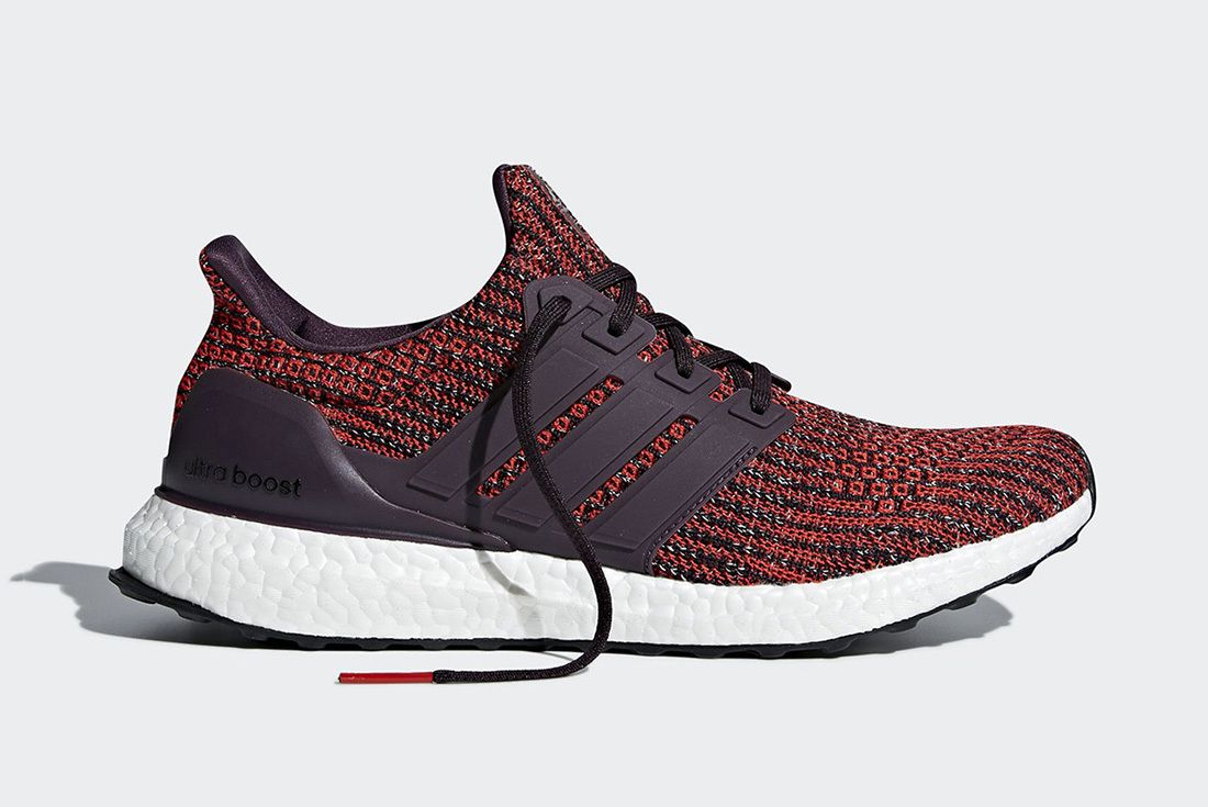 Adidas Ultra Boost 4 0 Deep Burgundy Energy Cp9248 Sneaker Freaker 2