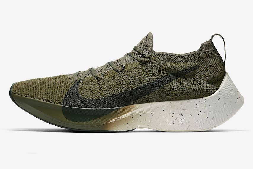 Nike Vapor Street Flyknit Olive Aq1763 201