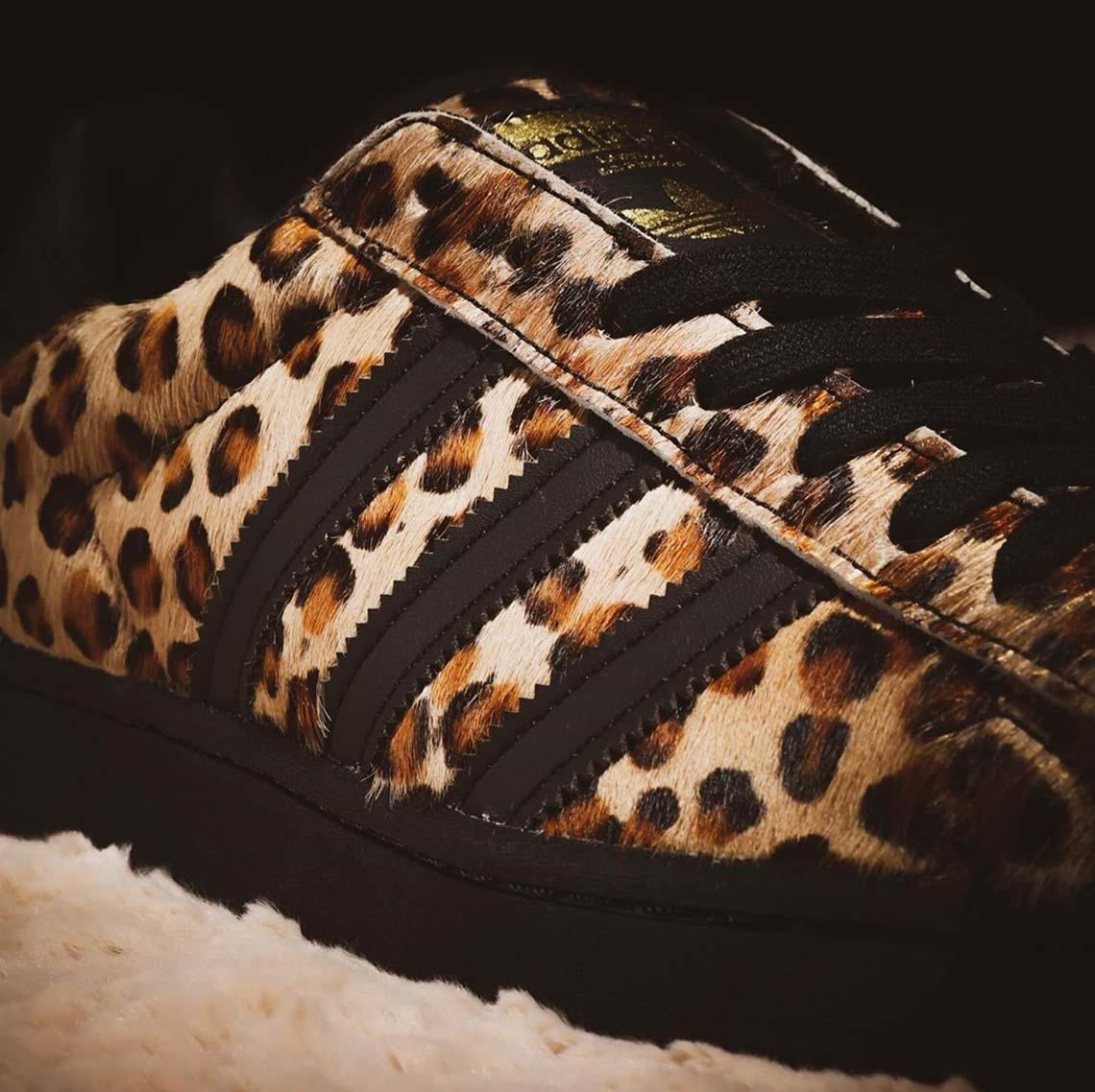 atmos x adidas Superstar