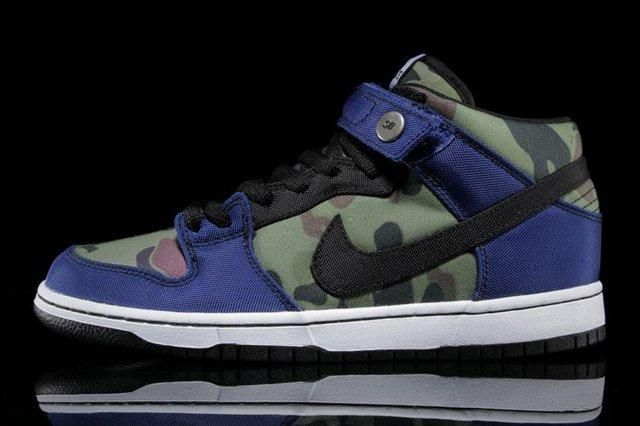 Made For Skate Nike Sb Dunk Mid Pro Premium Profile