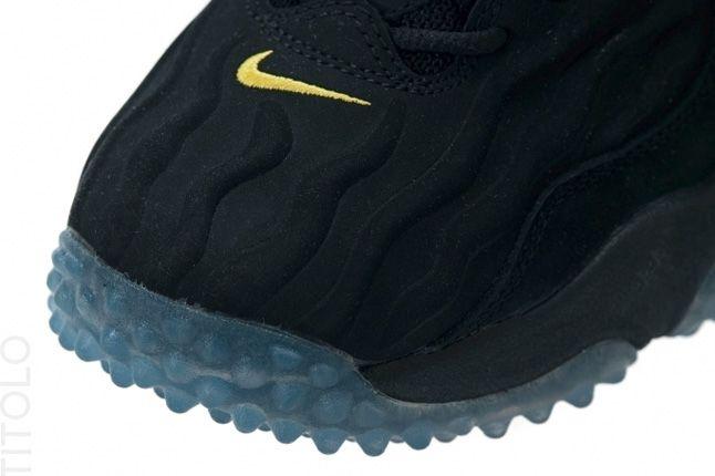 Nike Air Zoom Turf Jet 97 Qs Oregon Toe Detail 1